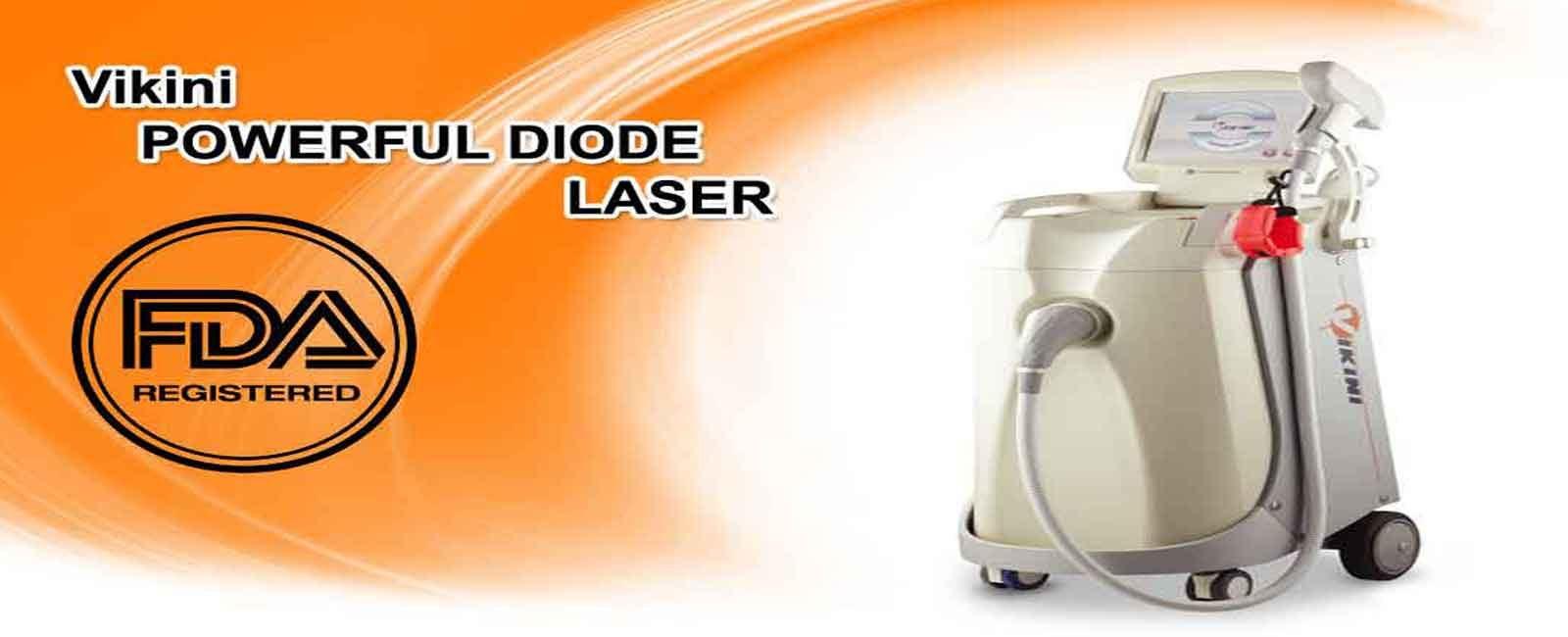خرید و فروش دستگاه لیزر دایود ویکینی Diode Laser Vikini