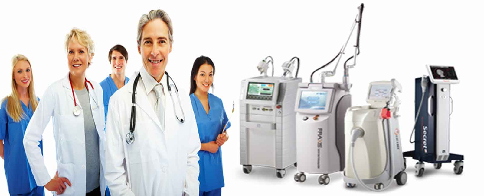 آموزش تجهیزات پزشکی لیزر