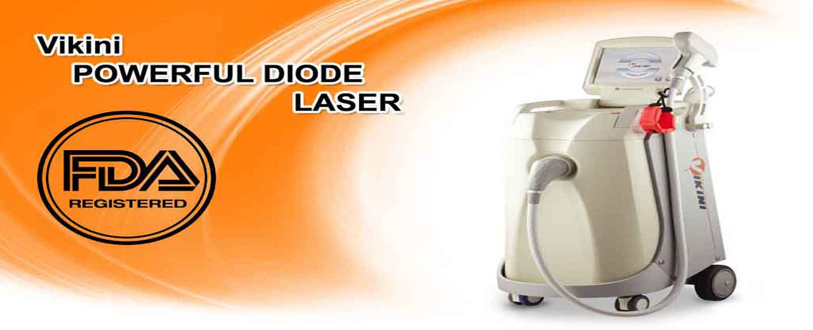 Diode Laser Vikini